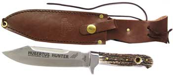 Hubertus messer hunter